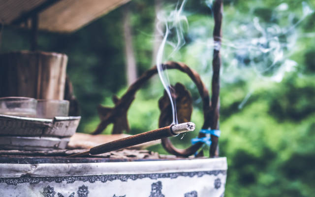 """moxibustion or """"moxa"""" therapy used in accordance with acupuncture in Madison, WI"""